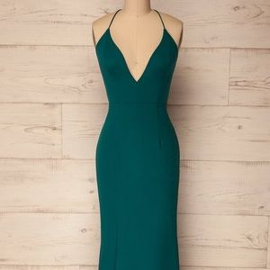 Dresses & Skirts - Beautiful Teal Night Gown